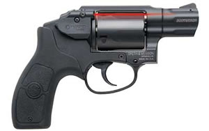 Smith & Wesson Bodyguard Revolver 103037, 38 Special, 1.9 in, Rubber Stock, Black Finish, Fixed Sights, 5 Rd