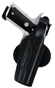Bianchi 16139, Special Agent Glock 26/27 Hip Holster, Black Smooth Injection Molded Thermoplastic