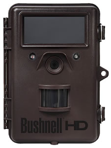 Bushnell 119577C, Trophy HD Trail Camera, 8 MP Resolution, Photo/Video, Brown