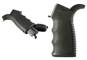 Bushmaster 93392 Enhanced Pistol Grip AR-15 Textured Black Polymer