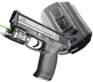 Viridian X5L Green Laser w/Holster XLPACKX2, M&P 9/40