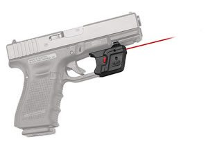 Crimson Trace DS121 Defender Red Laser w/AccuGuard, Glock