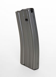 C Products 3023002175CPD AR-15 223 Remington/5.56 NATO 30 rd Magazine, Gray Finish