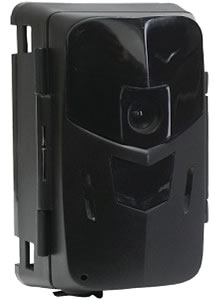 Wild Game Innovations WGI M6, Razor Trail Camera, 6 MP, IR, Photo/Video, Black Finish
