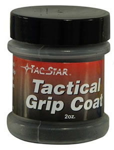 TacStar 1081037 Grip Coat Tactical Grip Adhesive Kit for Grips Black Adhesive