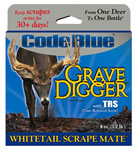 Code Blue OA1172, Grave Digger, Whitetail Scrape Mate Kit w/ TRS, 30 Days, .5 lbs