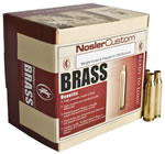 Nosler 10128 Custom Umprimed Brass Cases, 17 Rem, Lightweight, 100 Per Box, (Not Loaded)