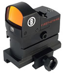 Bushnell AR730005 First Strike Red Dot Scope, 5 MOA, Lightweight, Water/Shock Proof, Black Integral Matte Finish