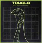 Truglo TG12A6, Tru-See Paper Targets, 6 Pack