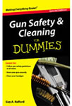 PS Products GCKFD, Gun Safety Book & Handgun Cleaning Kit For Dummies, Universal, 16 Pieces