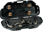 Plano 108115, All Weather Bow Case, Black