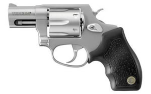 Taurus Model 85FS Protector Revolver 2850029PFS, 38 Special, 2 in BBL, Synthetic Grip, Stainless Finish, 5 Rds