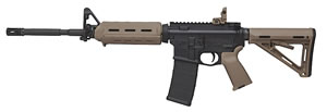 Colt Law Enforcement Carbine LE6920CMPBFDE, 223 Remington/5.56 NATO, 16.1 in, Semi-Auto, 4 Pos Stock, Flat Dark Earth Finish, 9+1 Rds, CA Model w/Bullet Button