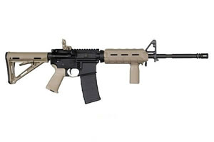 Colt Law Enforcement Carbine LE6920MPFDE, 223 Remington/5.56 NATO, 16.1 in, Semi-Auto, 4 Pos Stock, Flat Dark Earth Finish, 30+1 Rds