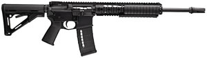 Advanced Armament MPW Rifle 101997, 300 AAC Blackout, 16 in, Semi-Automatic, Adj Stock, Black Finish, Geissele Trigger, URX Rail, 30 Rds