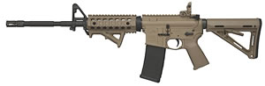 Colt LE6920 LE6920MPFDER, 223 Rem/5.56 NATO, 16.1 in, Semi-Auto, FDE MOE Stock, Flat Dark Earth/Black Finish, 30 Rds