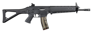 "Sig Sauer Model 522 Lightweight Rifle R522LW18BCTT, 22 LR, 18"" BBL, Semi Auto, Folding Stock, Black Finish, 25 + 1 Rd"