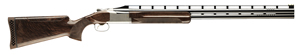 "Browning Citori 725 Trap Shotgun w/ Adjustable Comb 0135803010, 12 Gauge 2.75"", 30"" Ported, Over & Under, Gloss Oil Walnut Stock, Gloss Blued Finish, 2 Rd"