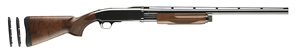 "Browning BPS Micro Midas Shotgun 012270607, 20 Gauge 3"", 22"" Ventilated Rib, Bottom Ejection, Satin Finish Walnut Stock, 4 + 1 Rd"