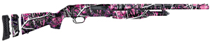 "Mossberg Model 510 Muddy Girl Mini Shotgun 50496, 20 Gauge 3"", 18.5"" Vent Rib, Pump Action, Muddy Girl Syn Stock/BBL, 4 + 1 Rd"