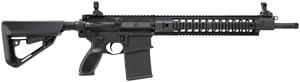 Sig Sauer Model 716 3 Gun Heavy Rifle R716H18B3GH, 308 Win/7.62 NATO, 18 in BBL, Semi Auto, Collapsible Stock, Black Finish, 20+1 Rds