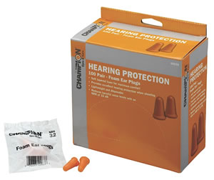 Champion Foam Ear Plugs 100 Pair 40959