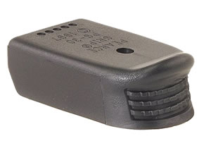 Pearce PG30 Black Grip Extension For Glock 30