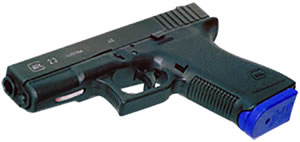 Pearce PGNFML Grip Enhancer For Glock 9MM / 40S&w/ 357 Sig Mags w/ No Metal Lining