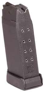 Glock MF30010 10 Round Blue Magazine For Model 30 45 ACP in Blister Pkg