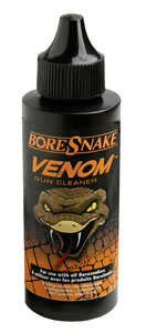 Hoppes BVGC4 Boresnake Venom Cleaner Bottle 4 oz