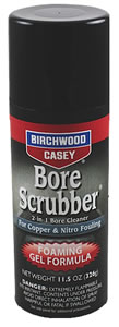 Birchwood Casey 33643, Bore Scrubber Foaming Gel Cleaner, 11.5 oz