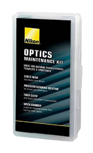 Nikon 843, 5-in-1 Optics Cleaning Kit