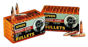 Speer 1222 6MM/243 Cal 100 Grain Grain Grand Slam Protected Point 50/Box, (Not Loaded)