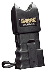 Security Equipment Sabre Stun Gun 300K Volt  S300S