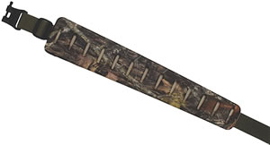 Quake Industries Mossy Oak New Break Up Rifle Sling w/Non Slip Pad 500124