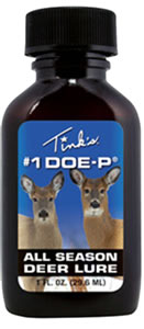 Tinks Doe-P-Deer 100% Natural Doe Urine W6249