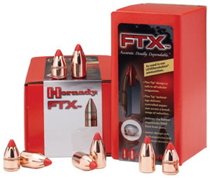 Hornady Bullets 30396, FlexTip Expanding, .308 Caliber, 160 gr, 100 Per Box (Not Loaded)