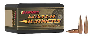 Barnes Bullets 24313 .243 68 GR FB MATCH 100/bx