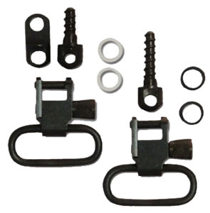 Grovtec GTSW27 Swivels/Hardwear For Ruger Single Shot/Semi-Auto