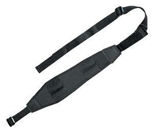 Grovtec GTSL31 Premium Padded Cartridge Shotgun Sling, Black