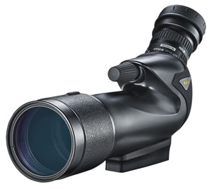 Nikon 6977 ProStaff A Spotting Scope 16-48x 60mm 136 ft @ 1000 yds 16.5mm Black
