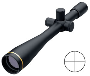 Leupold Competition Rifle Scope 53438, 45x, 45mm Obj, 30mm Tube Dia, Matte, Crosshair Reticle, w/$25 Coupon For Future Order
