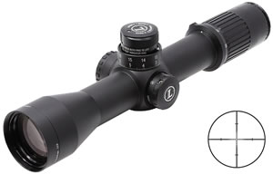 Leupold 115943 Mark 6 Rifle Scope, M5B2, CMR-W TMR Tactical Milling Reticles, 3-18x 44mm Objective, Black Finish, w/$150 Off Coupon For Accessories
