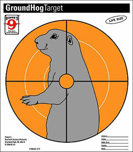 Hoppes CT2 Critter Targets 20 Pack