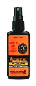 Hunters Specialties Primetime Racoon Urine Cover Scent 03026