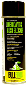 Bull Frog 93692  All Purpose Lubricant w/Rust Blocker