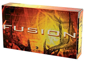 Federal Fusion Ammunition F260FS1, 260 Remington, Fusion Bullet, 120 GR, 2950 fps, 20 Rd/bx