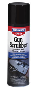 Birchwood Casey 33344  Synthetic Aerosol Gun Scrubber 13 Oz