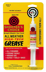 Shooters Choice G10CC High Tech  Firearm Lubricant 10CC Syringe