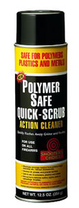 Shooters Choice PSQ12 Polymer Safe Firearm Degreaser 12 Oz
